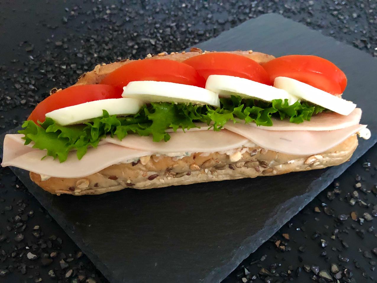 Tojáskrémes-zárt-szendvics